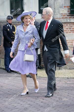 Princess Margriet and Pieter van Vollenhoven