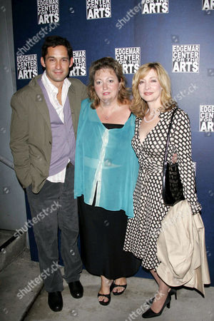 Stock Picture of Enrique Marciano with Michelle Danner and Sharon Lawrence