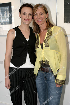 Cassandra Magrath and Kerry Armstrong