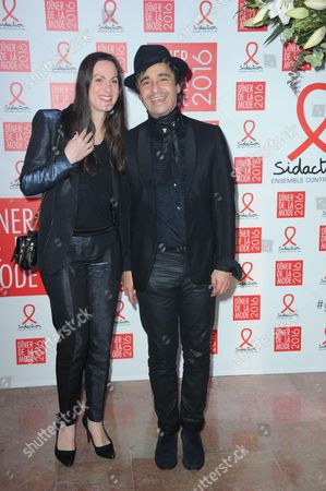Ariel Wizman and wife Osnath Assayag
