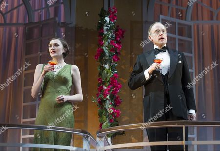 Editorial image of 'Private Lives' Play on Tour, 15 Jan 2016