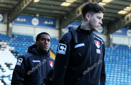 Former Portsmouth player Sylvain Distin arrives before the Emirates FA Cup 4th round match between Portsmouth and AFC Bournemouth played at Fratton Park, Portsmouth on January 30th 2016