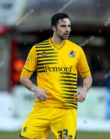 Rory Fallon of Bristol Rovers