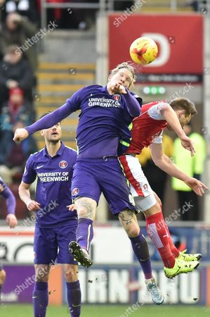 Editorial picture of Rotherham United v Charlton Athletic, Sky Bet Championship - 29 Jan 2016