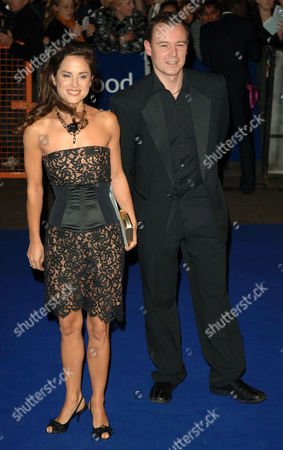 Myfanwy Waring and Andrew Lancel