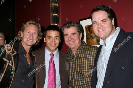 Editorial image of CAST CHANGE PARTY FOR 'THE PRODUCERS', NEW YORK, AMERICA - 25 OCT 2005