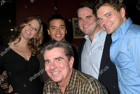 Editorial photo of CAST CHANGE PARTY FOR 'THE PRODUCERS', NEW YORK, AMERICA - 25 OCT 2005