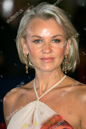 Editorial picture of NATIONAL TV AWARDS, ROYAL ALBERT HALL, LONDON, BRITAIN - 25 OCT 2005