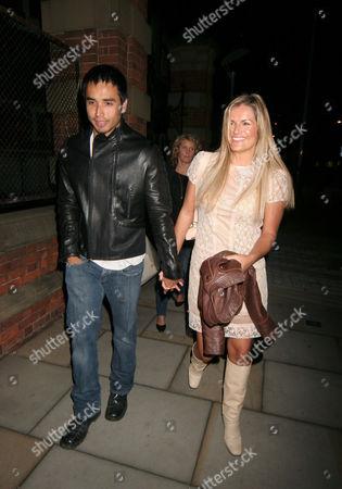 Trey Farley and Katy Hill