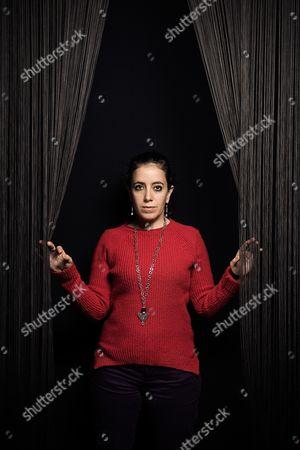 Stock Picture of Leyla Bouzid