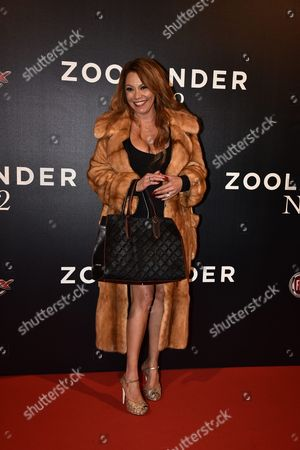 Editorial picture of 'Zoolander No. 2' film premiere, Rome, Italy - 30 Jan 2016
