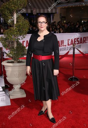 Editorial photo of 'Hail, Caesar!' film premiere, Los Angeles, America - 01 Feb 2016