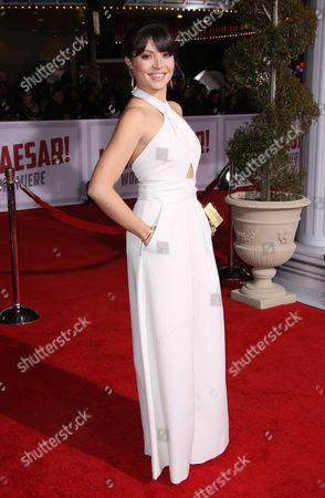 Editorial photo of 'Hail, Caesar!' film premiere, Los Angeles, America - 01 Feb 2016