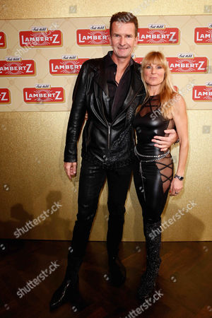 Michael Gross and wife Illona