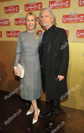 Stock Picture of Kelly Rutherford, Dr Hermann Buhlbecker