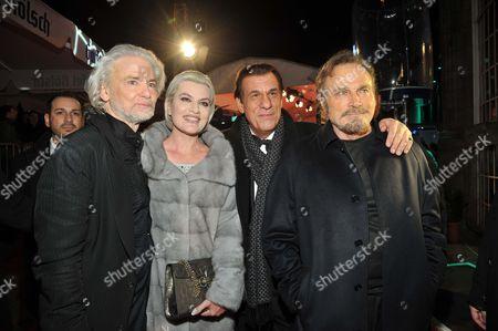 Dr Hermann Buhlbecker, Kriemhild Siegel, Robert Davi, Franco Nero