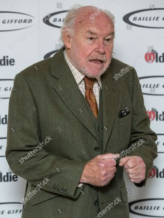 Timothy West, Bargees of the Year winner