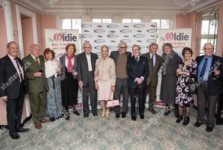 Gyles Brandreth, Timothy West, Prunella Scales, Baroness Molly Meacher, Jeremy Hutchinson, Lady Colin Campbell, Alexander Chancellor, Sir Tom Courtenay, Don McCullin, Germaine Greer, June Bernicoff and Leon Bernicoff