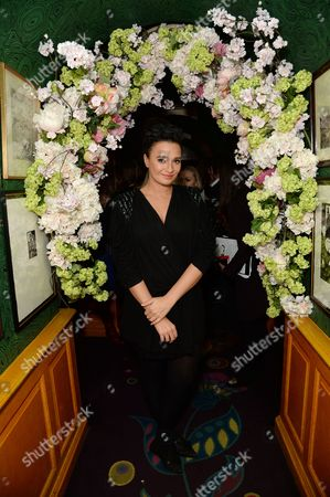 Editorial picture of Mrs. Alice for French Sole VIP Dinner, London, Britain - 02 Feb 2016