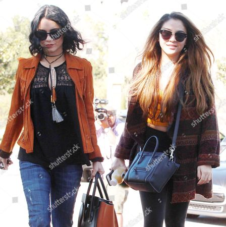 Vanessa Hudgens and her sister Stella Hudgens