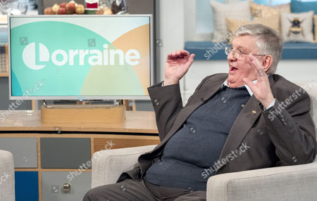 Editorial picture of 'Lorraine' TV show, London, Britain - 03 Feb 2016
