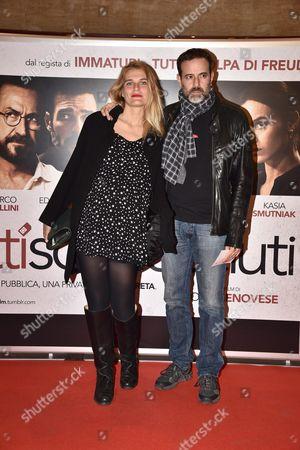 Claudia Zanella & Fausto Brizzi
