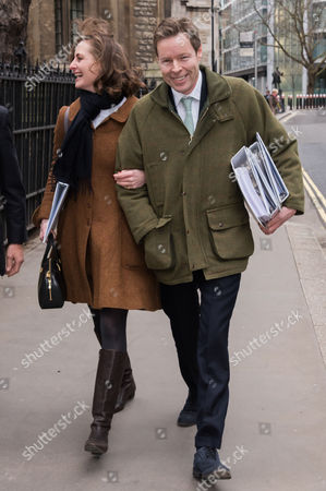 Editorial image of George Bingham at Royal Courts of Justice, London, Britain - 03 Feb 2016