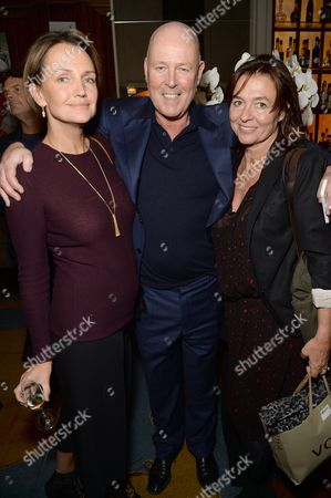 Editorial photo of Charles Finch 'The Night Before BAFTA' book launch party, London, Britain - 03 Feb 2016