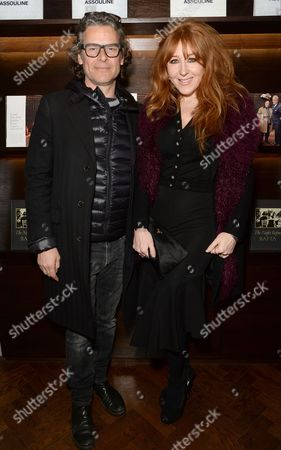George Waud and Charlotte Tilbury