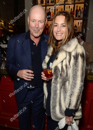 Editorial picture of Charles Finch 'The Night Before BAFTA' book launch party, London, Britain - 03 Feb 2016