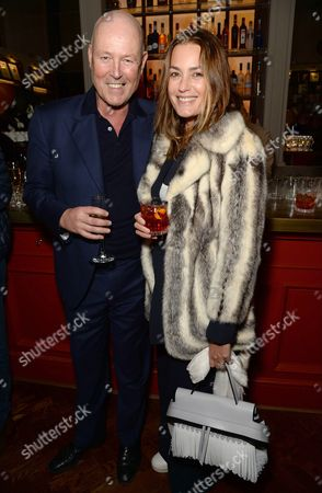 Editorial image of Charles Finch 'The Night Before BAFTA' book launch party, London, Britain - 03 Feb 2016