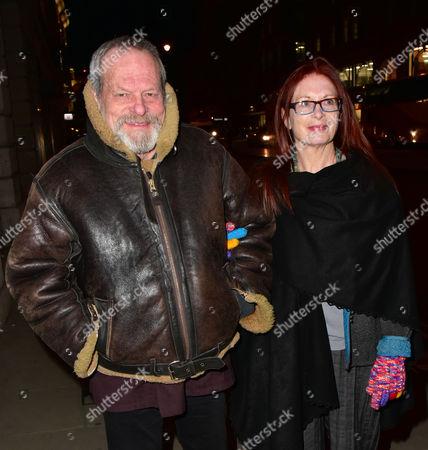 Terry Gilliam, Maggie Weston