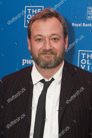 Stock Picture of James Dreyfus (Doctor Herdal)