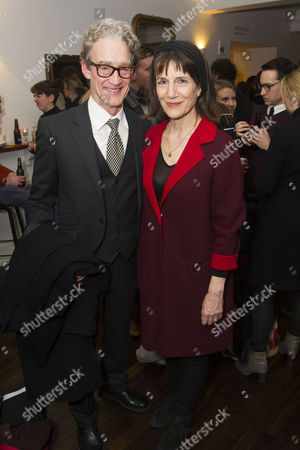 Editorial photo of 'The Master Builder' play, After Party, London, Britain - 3 Feb 2016