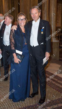 Marie Ledin and Tomas Ledin