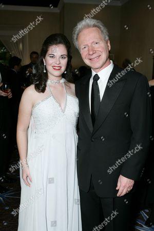 Sarah Jane McMahon and John Mauceri