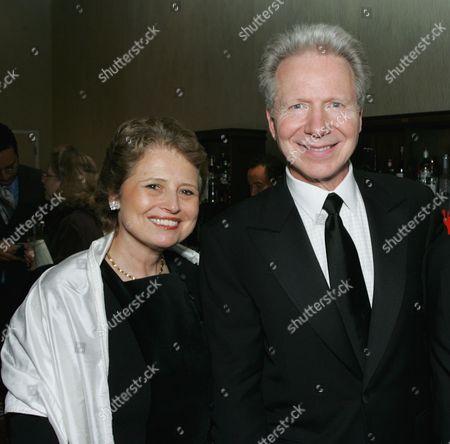 Deborah Borda and John Mauceri