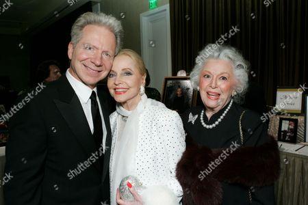 John Mauceri, Anne Jeffreys & Ann Rutherford