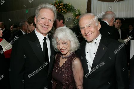 John Mauceri, Lois Aldrin & Buzz Aldrin