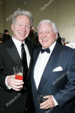 John Mauceri and Merv Griffin