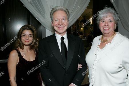 Laura San Giacomo, John Mauceri & Betty Mauceri
