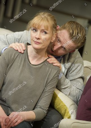 Tom Goodman-Hill as Howie, Claire Skinner as Becca