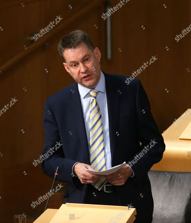 Editorial photo of Scottish Parliament First Ministers Questions, Edinburgh, Scotland, Britain - 04 Feb 2016