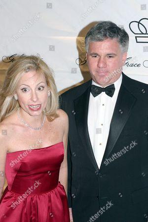 Gillian Miniter and Sylvester Miniter