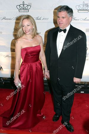 Editorial picture of PRINCESS GRACE AWARDS, NEW YORK, AMERICA - 26 OCT 2005