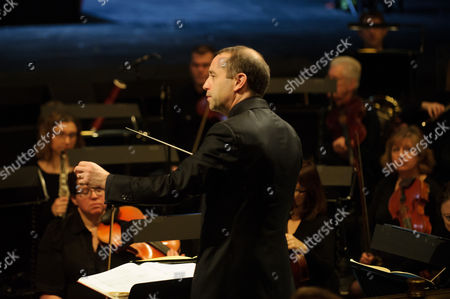 Conductor Mark Wigglesworth.