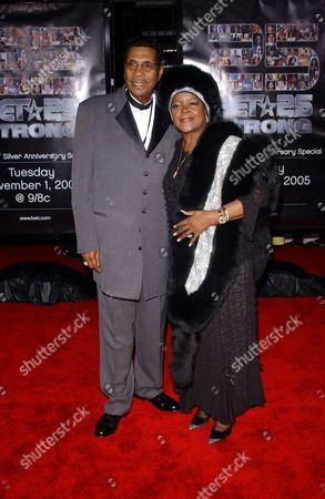 Pastor Shirley Caesar and Husband