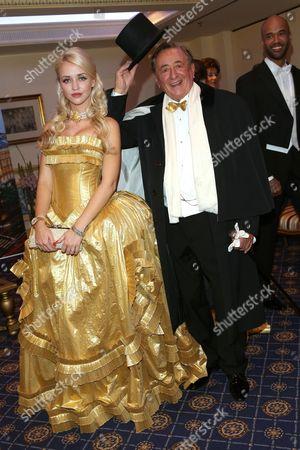 Richard Siegfried Lugner and Cathy Lugner
