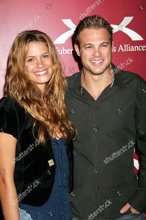 Heidi Androl and George Stults
