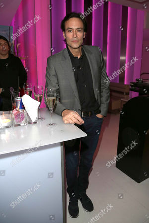 Anthony Delon at Hotel Le Meridien